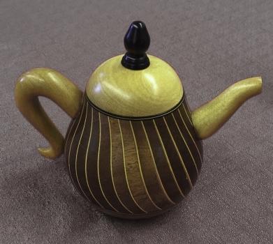 Bruce's segmented teapots
