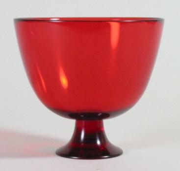 Bowl - Red Epoxy 5