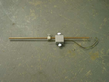 Thickness caliber - different shaped bent wires can be inserted to fit vessel