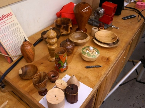Show and Tell Table