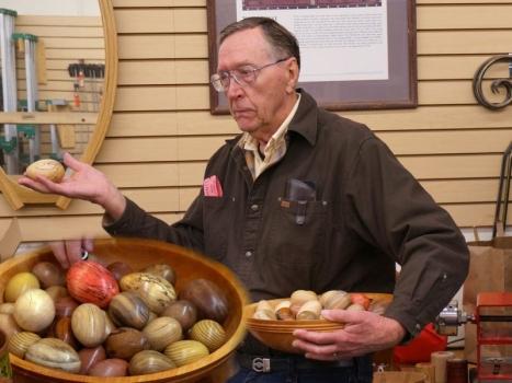 Jim R. - Eggs anyone?