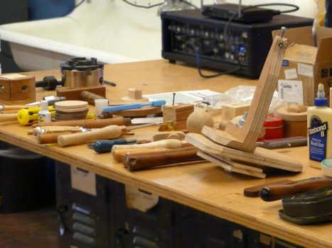 Various tools and jigs - 1