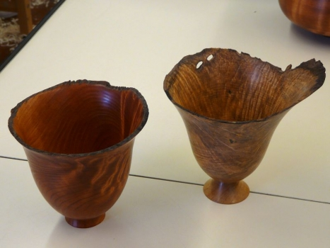 Redwood - Bert Marsh shapes