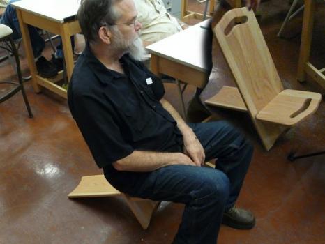 Micheal I. - portable chair